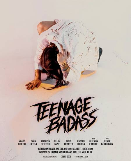 Teenage Badass 2020 English HDRip 480p 300MB 720p 800MB Download