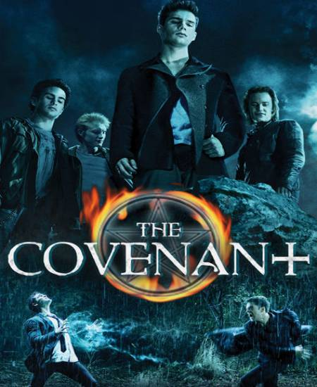 The Covenant 2006 Dual Audio Hindi 480p BluRay 400MB ESub Download