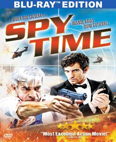 Spy Time (2015) Hindi Dual Audio 480p BluRay 350MB ESub x264 Download