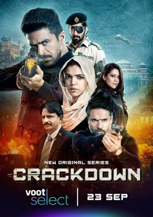 Crackdown 2020 WEB-DL 1.5Gb Hindi Complete S01 Download 720p