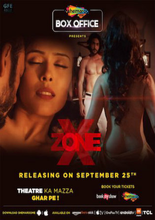 X Zone 2018 WEB-DL 800Mb Hindi 720p