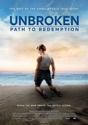 Unbroken Path To Redemption 2018 BRRip 300Mb Hindi Dual Audio ORG 480p