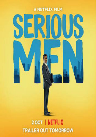 Serious Men 2020 WEB-DL 800MB Hindi Movie Download 720p