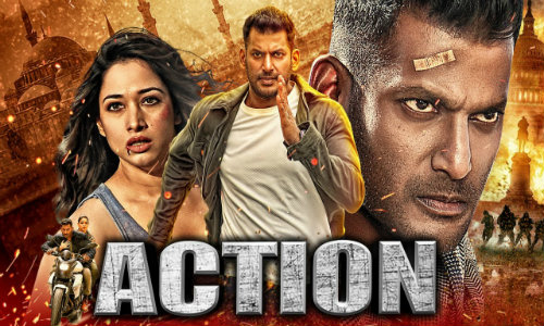 Action 2020 HDRip 400Mb Hindi Dubbed 480p Watch Online Free Download bolly4u