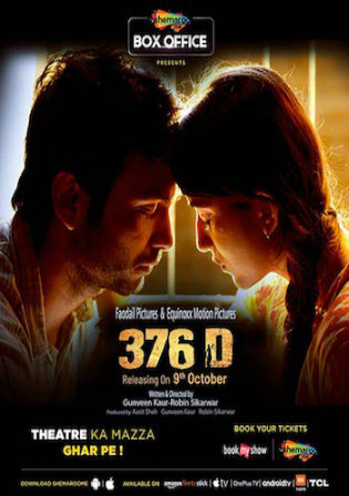 376 D (2020) WEB-DL 850Mb Hindi 720p