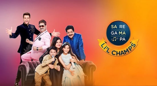 Sa Re Ga Ma Pa Lil Champs HDTV 480p 400Mb 11 October 2020