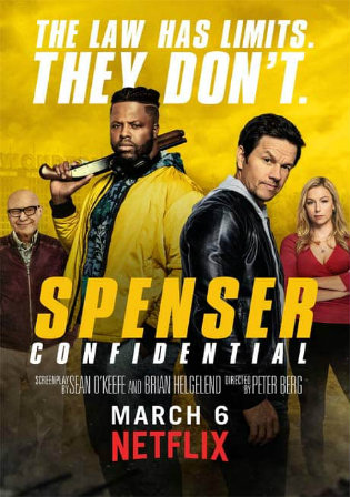 Spenser Confidential 2020 WEB-DL 300MB Hindi Dual Audio 480p Watch Online Full Movie Download bolly4u