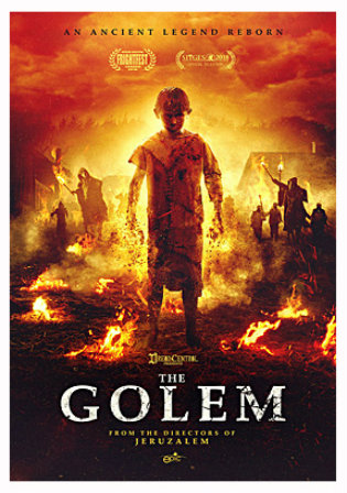 The Golem 2018 BRRip 300MB UNCUT Hindi Dual Audio 480p