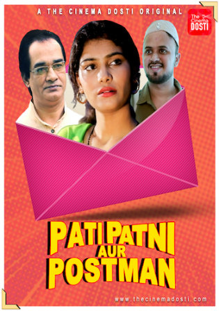 18+ Pati Patn Aur Postman 2020 HDRip 300mb Hindi 720p Watch Online Free Download bolly4u