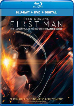 First Man 2018 BRRip 400Mb Hindi Dual Audio ORG 480p Watch Online Full Movie Download bolly4u