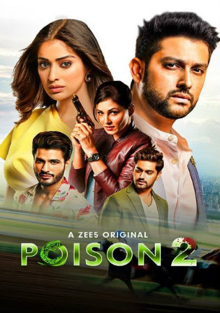 Poison 2020 WEB-DL Hindi Complete S02 Download 720p Watch Online Full Movie Download bolly4u