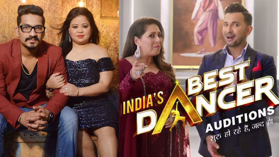 Indias Best Dancer HDTV 480p 200MB 17 October 2020