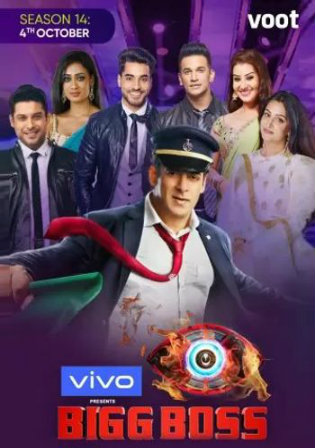 Bigg Boss S14 HDTV 480p 300Mb 18 October 2020