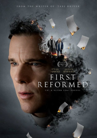 First Reformed 2018 WEB-DL 400Mb Hindi Dual Audio ORG 480p