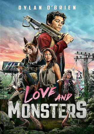 Love and Monsters 2020 WEBRip 800Mb English 720p ESub