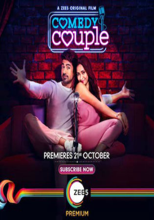 Comedy Couple 2020 WEB-DL 800Mb Hindi Movie Download 720p Watch Online Free Bolly4u