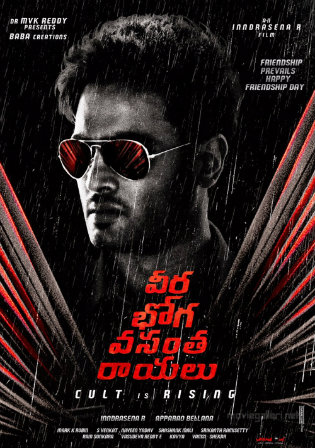 Veera Bhoga Vasantha Rayalu 2018 WEB-DL 950Mb UNCUT Hindi Dual Audio 720p