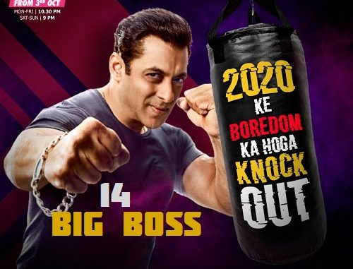Bigg Boss S14 [OCT 26th – 2020] Hindi WEB-DL 720p x264 | Full Episode [Episode 23 Added]