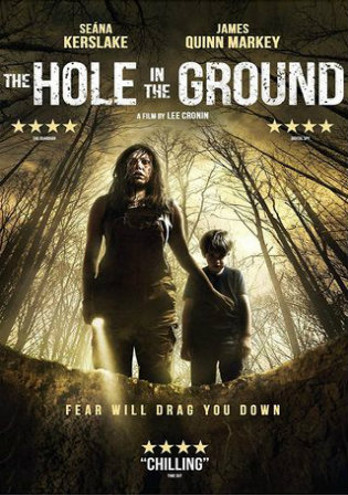 The Hole in the Ground 2019 BRRip 300MB Hindi Dual Audio ORG 480p