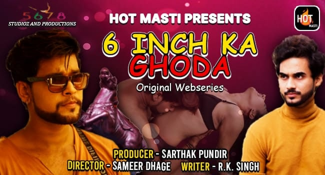 6 Inch Ka Ghoda 2020 Hindi S01E02 Hotmasti Web Series 720p HDRip 200MB x264