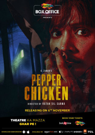 Pepper Chicken 2020 WEBRip 300MB Hindi Movie Download 480p