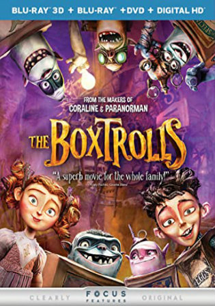 The Boxtrolls 2014 BluRay 300Mb Hindi Dual Audio ORG 480p Watch Online Full Movie Download bolly4u