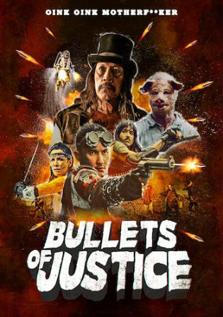Bullets of Justice 2019 WEB-DL 850Mb Hindi Dual Audio 720p Watch Online Full Movie Download bolly4u