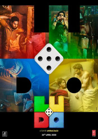 Ludo 2020 WEB-DL 400Mb Hindi Full Movie Download 480p