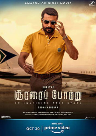 Soorarai Pottru 2020 WEB-DL 1.1GB Tamil 720p