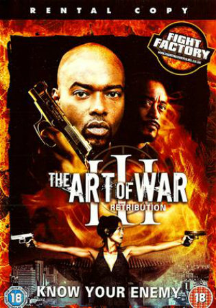 The Art Of War III Retribution 2009 WEB-DL 300Mb Hindi Dual Audio 480p Watch Online Full Movie Download bolly4u