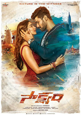 Saakshyam 2018 HDRip 1.1GB UNCUT Hindi Dual Audio 720p Watch Online Full Movie Download bolly4u