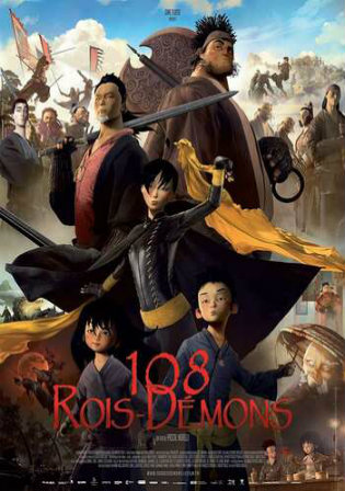 The Prince And The 108 Demons 2014 WEBRip 300Mb Hindi Dual Audio 480p Watch Online Full Movie Download bolly4u