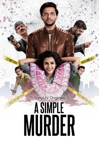 A Simple Murder (Season 1) Hindi WEB-DL 1080p 720p & 480p HD [ALL Episodes] | SonyLiv Series