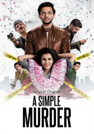 A Simple Murder 2020 WEB-DL 1.2Gb Hindi S01 Download 720p Watch Online Free bolly4u