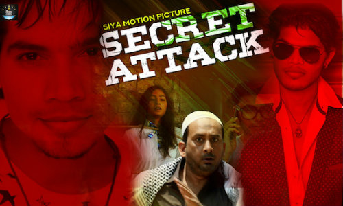 Secret Attack 2020 HDRip 300Mb Hindi Movie Download 480p