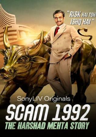 Scam 1992 The Harshad Mehta Story 2020 WEB-DL Hindi S01 Download 720p