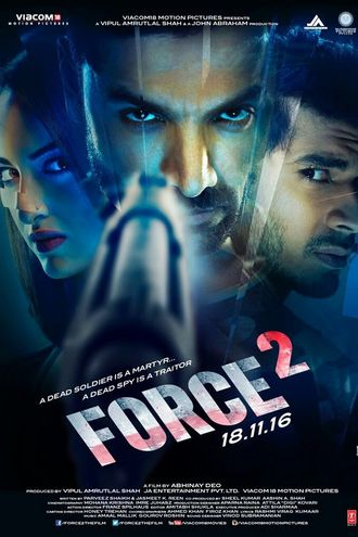 Force 2 (2016) Hindi BluRay 1080p 720p 480p DD5.1 x264 ESubs HD | Full Movie