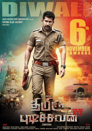 Thimiru Pudichavan 2018 WEB-DL 1.1Gb Hindi Dual Audio 720p