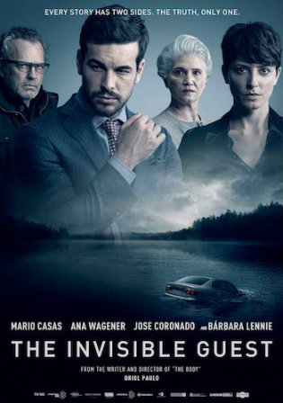 The Invisible Guest 2016 BRRip 300Mb Hindi Dual Audio 480p
