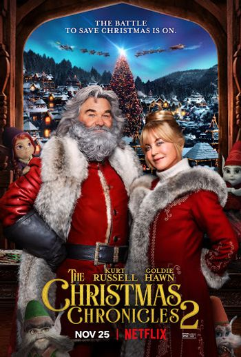 The Christmas Chronicles 2 (2020) WEB-DL Dual Audio [Hindi & English] 1080p 720p & 480p x264 HD