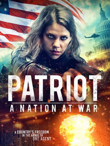 Patriot A Nation at War WEB-DL Dual Audio [Hindi & English] 720p & 480p x264 HD | Full Movie