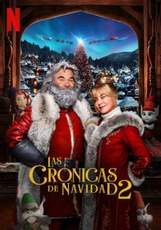 The Christmas Chronicles 2 2020 WEBRip 300MB Hindi Dual Audio 480p Watch Online Free Download bolly4u