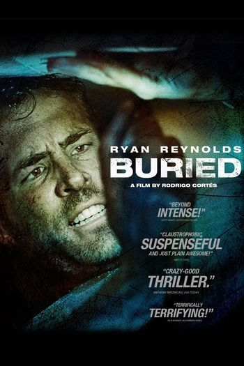 Buried (2010) BluRay Dual Audio [Hindi (ORG) & English] 1080p 720p 480p [with ADS!] HD | Full Movie