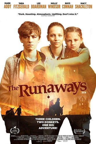 The Runaways (2019) Hindi WEB-DL 720p Dual Audio [Hindi (Dubbed) + English] HD | Full Movie