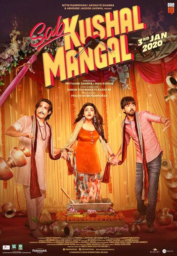 Sab Kushal Mangal (2020) Hindi WEB-DL 1080p 720p 480p x264 ESubs HD | Full Movie