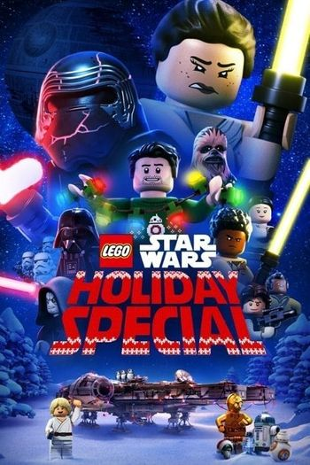 The Lego Star Wars Holiday Special (2020) Hindi WEB-DL 720p Dual Audio [Hindi (Dubbed) + English] HD | Full Movie