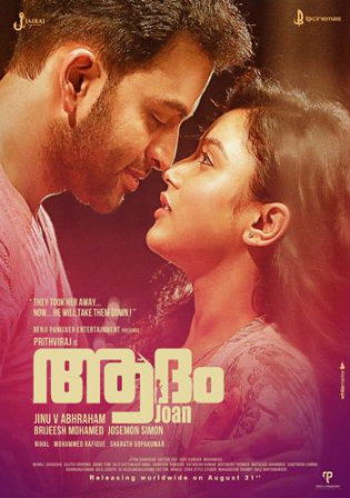 Adam Joan 2017 HDRip 1.1GB UNCUT Hindi Dual Audio 720p