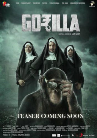 Gorilla 2019 WEB-DL 900Mb UNCUT Hindi Dual Audio 720p