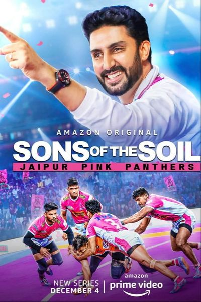 Sons of the Soil: Jaipur Pink Panthers (Season 1) Hindi WEB-DL 720p & 480p HD [ALL Episodes] | Prime Series
