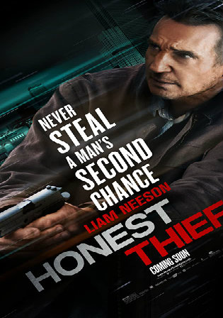 Honest Thief 2020 WEB-DL 300Mb English 480p ESub